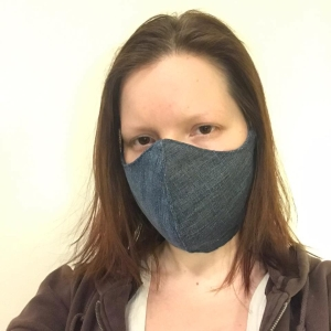 Face Mask for Virus Protection during Self Isolation Veronika Honestly